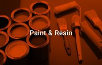 Paint-Resin-or