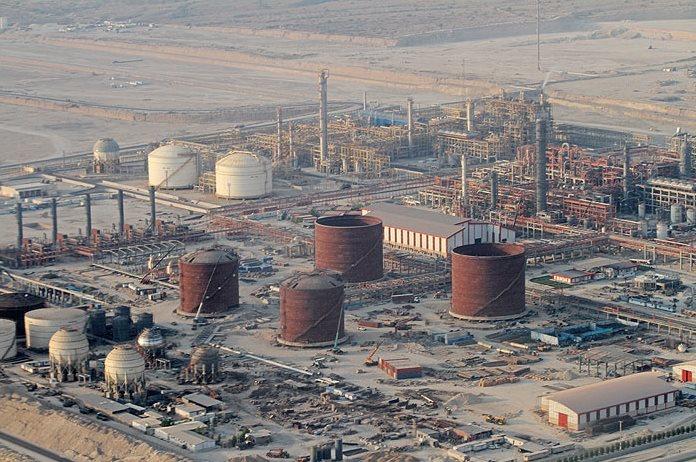 kavian-petrochemical-plant
