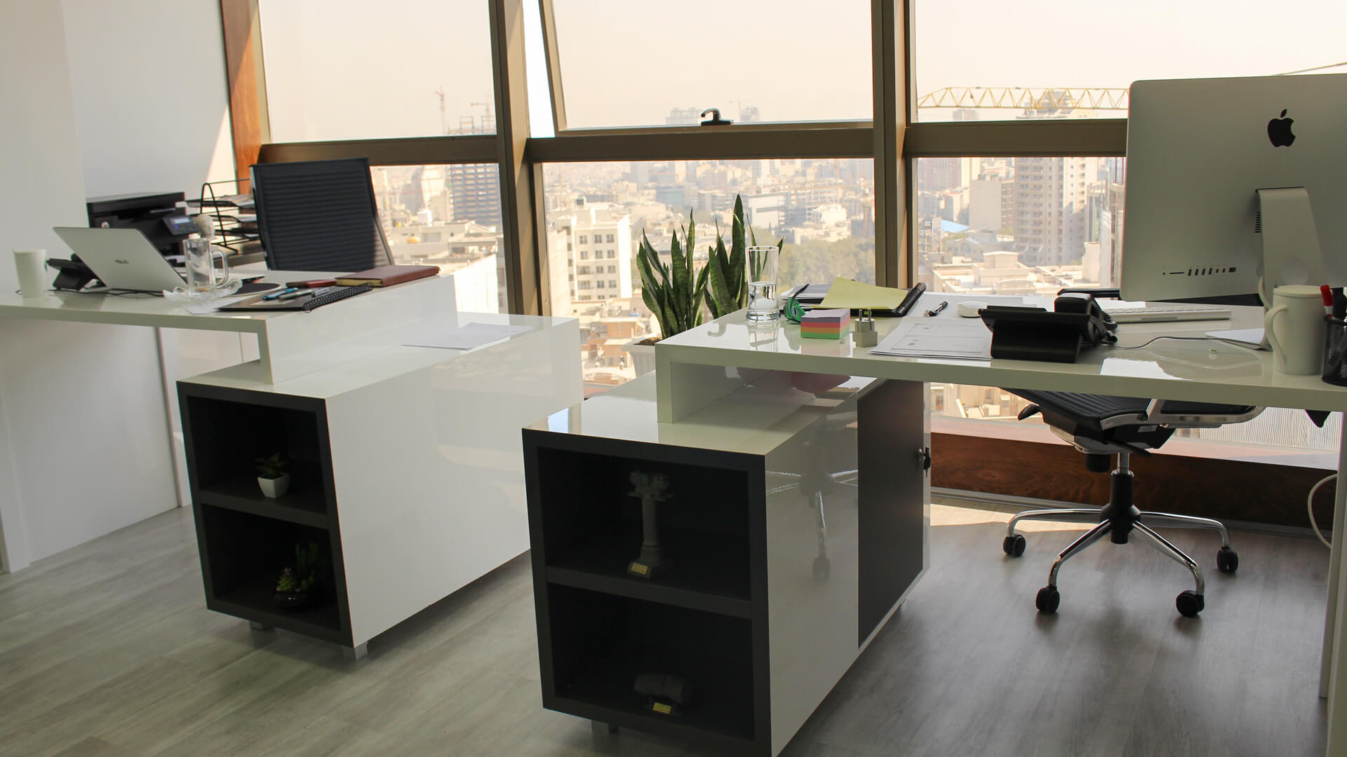 IranPartner Office Setup